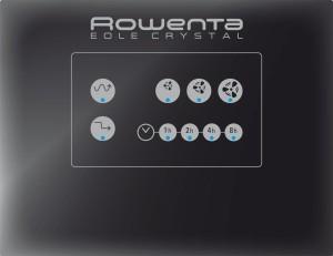 Rowenta VU6520F0 Ventilateur
