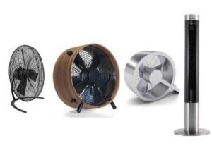 types ventilateurs